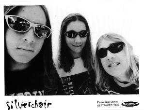 silverchair publicity photo