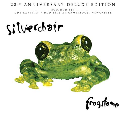 Frogstomp 20th Anniversary Cover