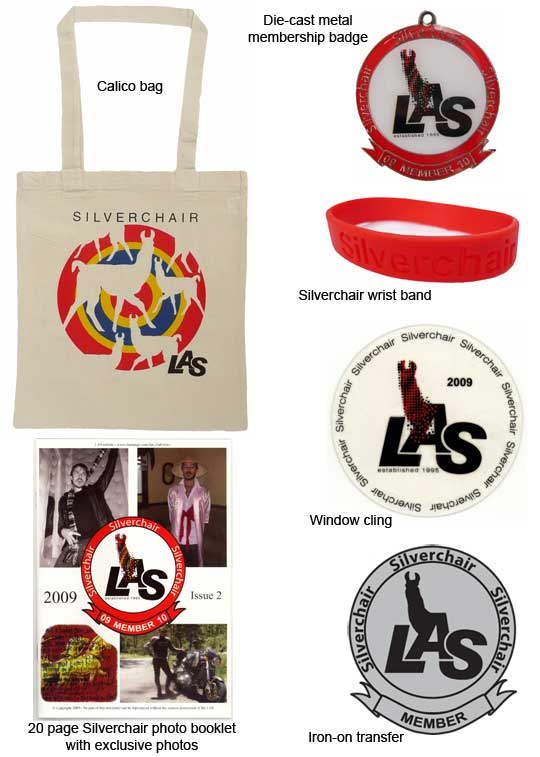 2009 Goodie Bag